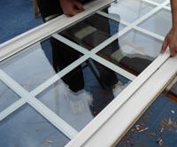 Galerie photos remplacer un simple vitrage par un double Installation double vitrage